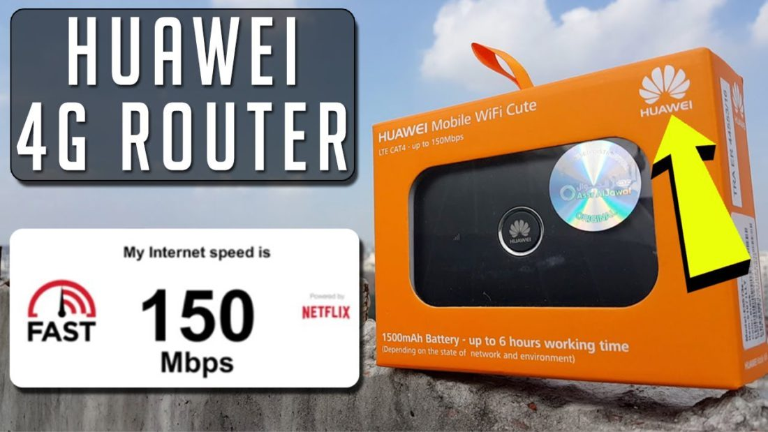 Huawei 4G Router in BD