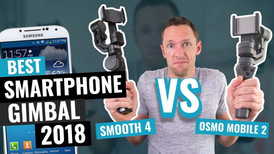 Zhiyun Smooth 4 vs Osmo Mobile 2