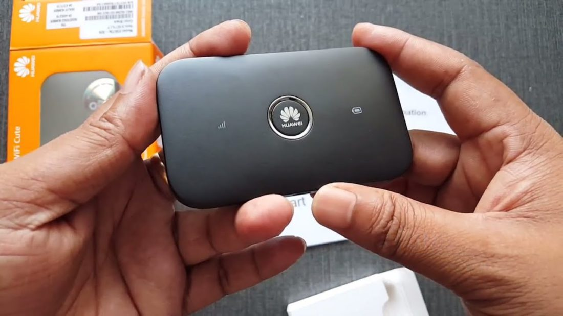 Huawei 4G LTE Mobile WiFi Router