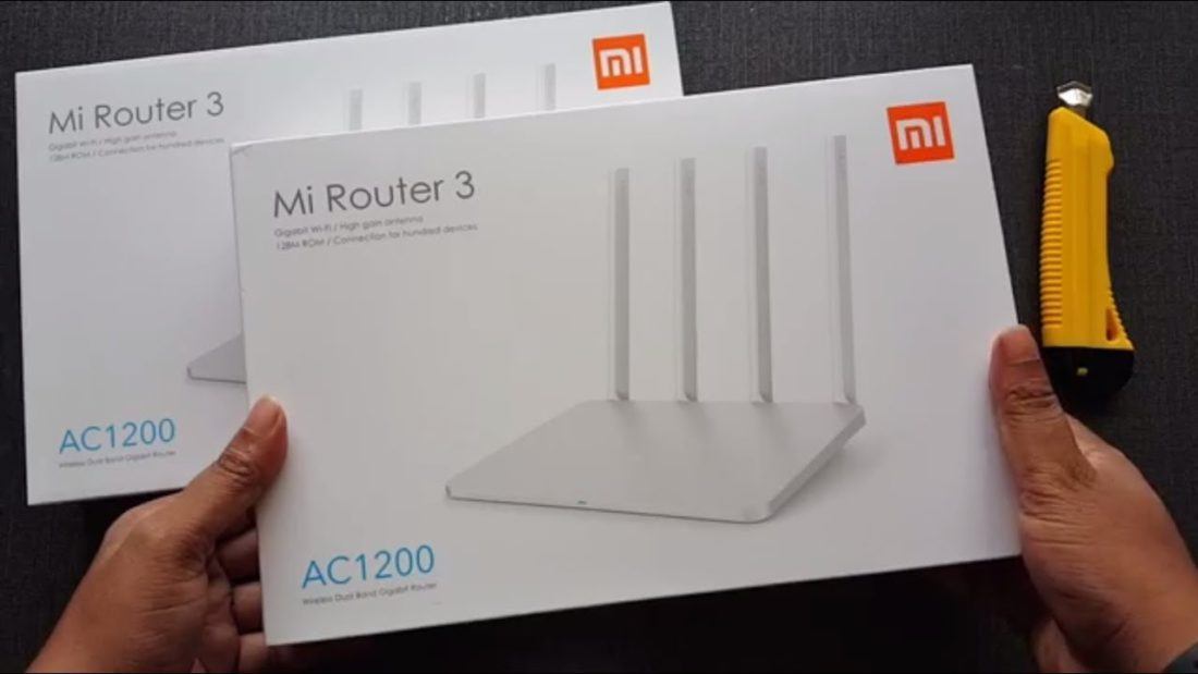 Xiaomi Mi Router 3 in BD