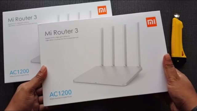 Xiaomi Mi Router 3 in BD